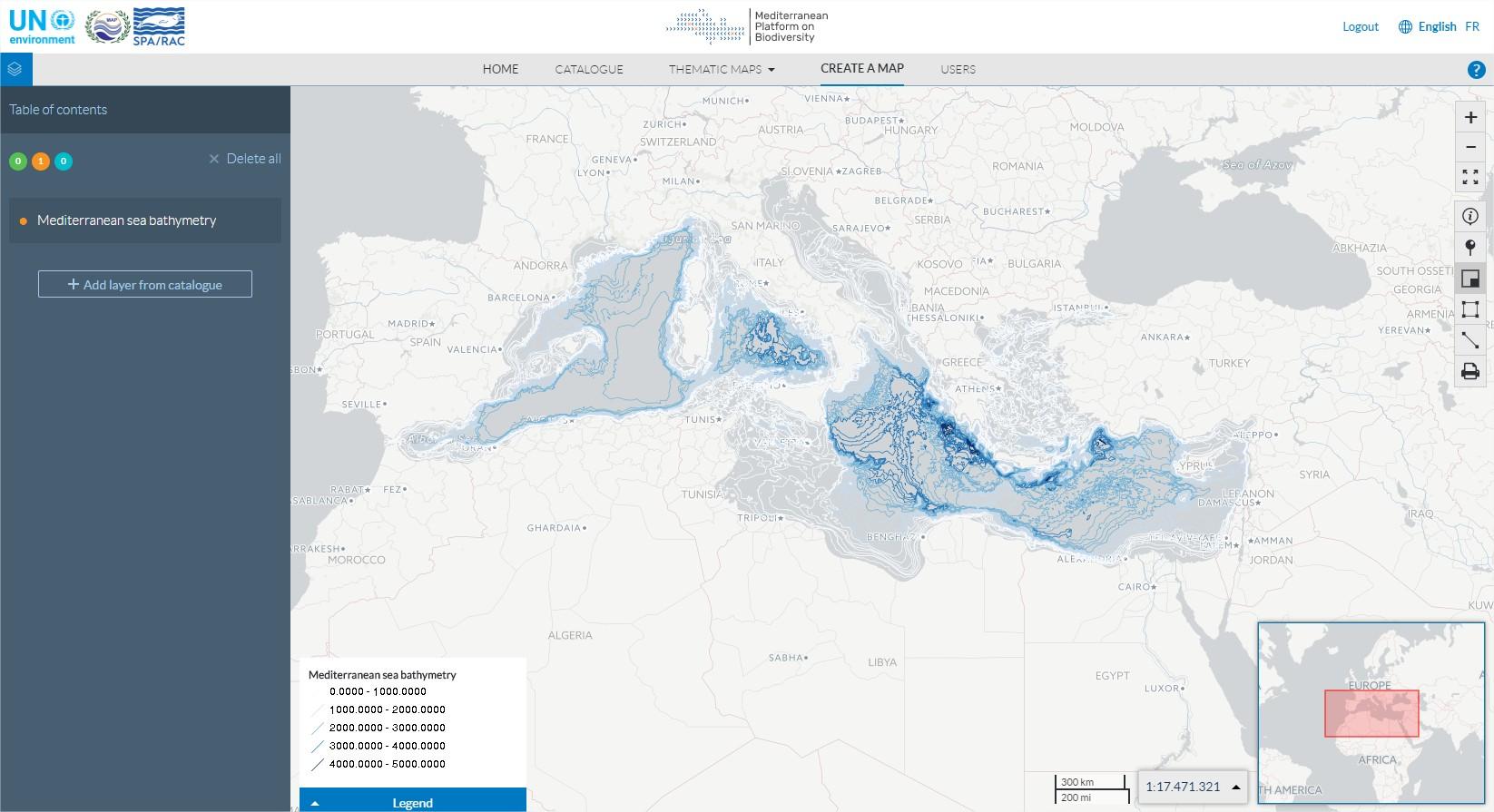 Mediterranean Platform on Biodiversity
